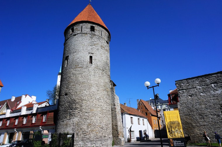 Tallin_Stadtmauer