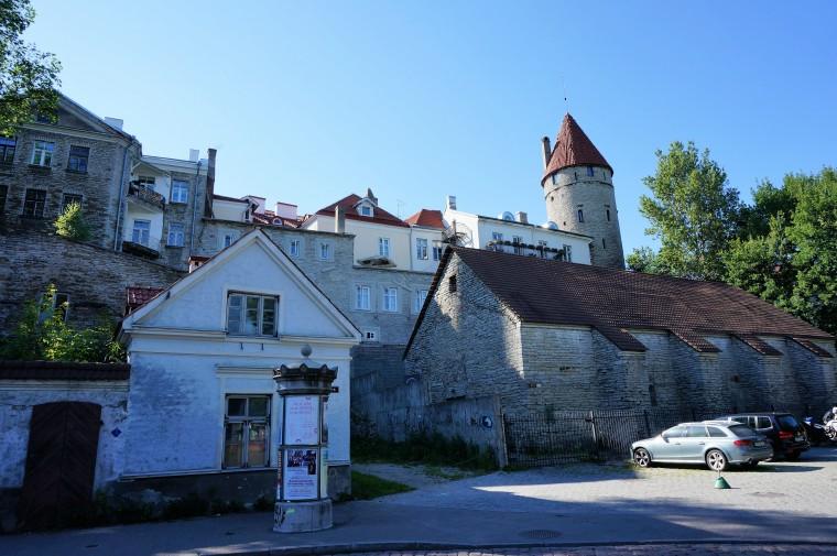 Tallin_Stadtmauer2