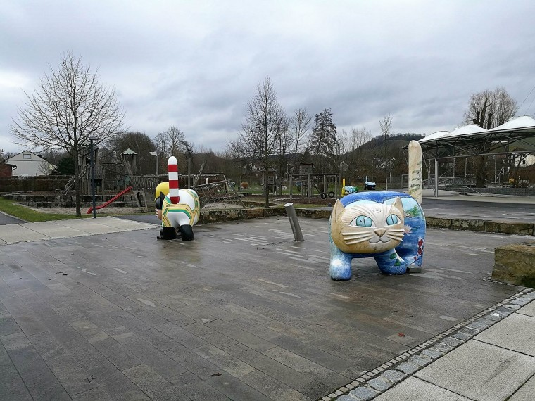 Buergerpark Abstatt Katzen (2)