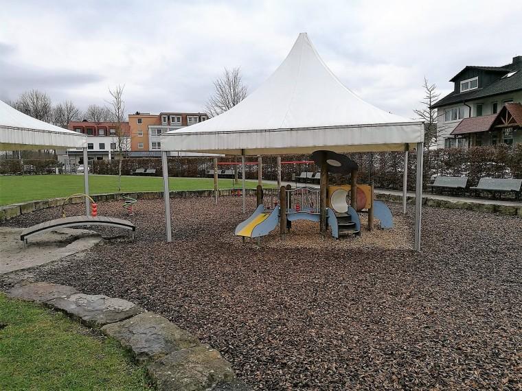 Buergerpark Abstatt Kleinkindbereich (2)