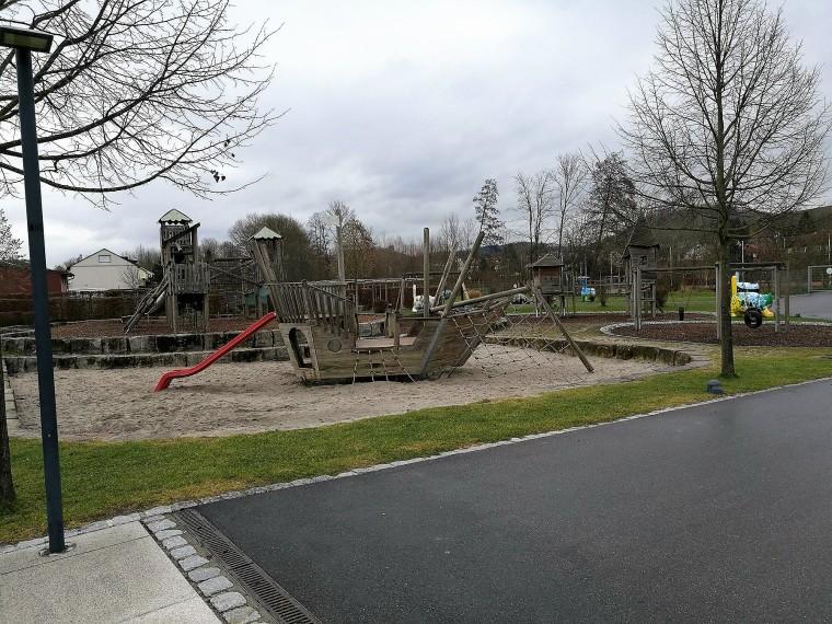 Buergerpark Abstatt Spielplatz (2)